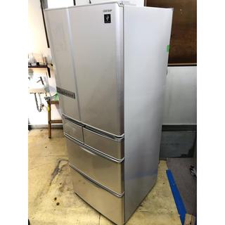 SHARP - SHARP 6ドア冷凍冷蔵庫 SJ-XF44T-S 2011