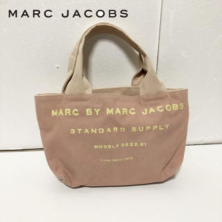 MARC JACOBS - 【MARC JACOBS】トートバッグ キャンバス