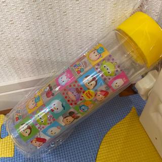 ディズニー(Disney)のディズニー ウォーターボトル 水筒 黄色(水筒)