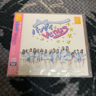 エスケーイーフォーティーエイト(SKE48)のバンザイVenus SKE48 劇場版 CD(ポップス/ロック(邦楽))