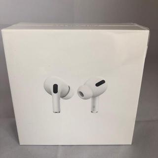 Apple - AirPods Pro 新品未使用未開封(エアポッド) 型番 MWP22J/A