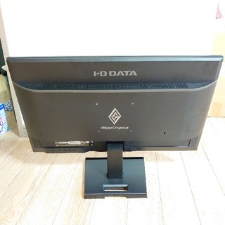 アイオーデータ(IODATA)のI-O DATA ゲーミングモニター 24.5インチ GigaCrysta (ディスプレイ)