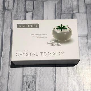 クリスタルトマト(日焼け止め/サンオイル)