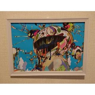 キャンバスアート 村上隆「ゲロタン」(絵画/タペストリー)
