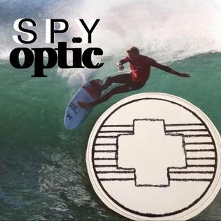 スパイ(SPY)のSPYスパイオプティックUS限定アートシリーズフリークロスアイコン ステッカー(サーフィン)