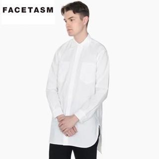 FACETASM - 【FACETASM】デザインロングシャツ