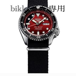 セイコー(SEIKO)の限定モデル ブライアン・メイ コラボレーション レッド (腕時計(アナログ))