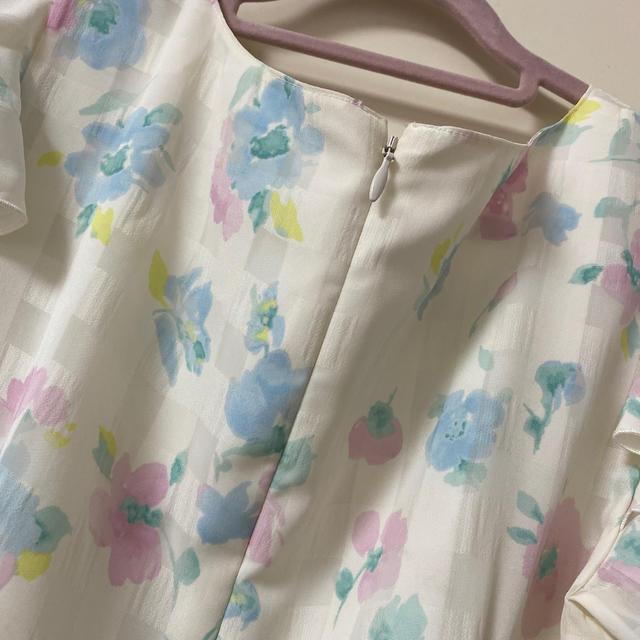 LODISPOTTO(ロディスポット)のLIDI SPOTTO 花柄ワンピース レディースのワンピース(ひざ丈ワンピース)の商品写真