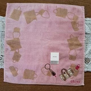 celine - CELINE セリーヌ 鞄刺繍 ハンカチ 新品