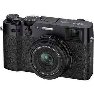 フジフイルム(富士フイルム)のFUJIFILM X100V ブラック 新品未開封(コンパクトデジタルカメラ)