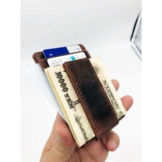 RAWHYD 男性用財布 マネークリップ(マネークリップ)