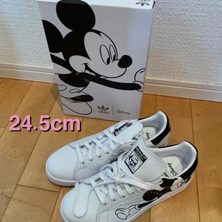 adidas - 新品 スタンスミス ミッキー 24.5