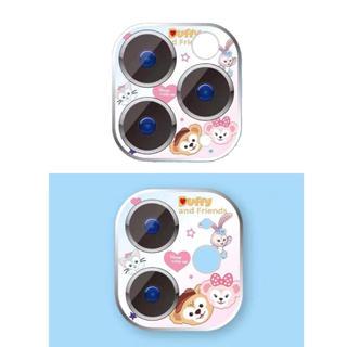 iphone 11/11pro カメラフィルム レンズカバー ダッフィー(フィルムカメラ)