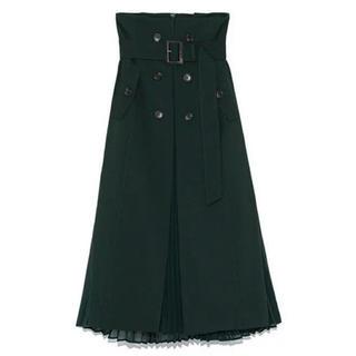 FRAY I.D - FRAY I.D フレイアイディー ロングスカート  サイズ1 新品未使用