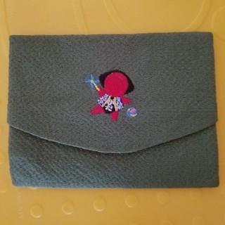 【送料込み】さるぼぼポケットティッシュケース(ティッシュボックス)