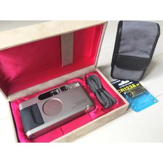 CONTAX コンタックスT2 フィルムカメラ(フィルムカメラ)
