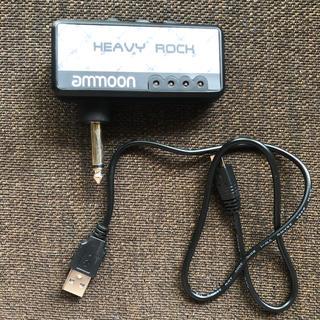 ammoon ヘッドフォンアンプ heavy rock(ギターアンプ)