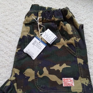 BREEZE - BREEZE パンツ ズボン 140  8.5分丈