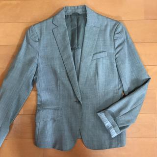 スーツカンパニー(THE SUIT COMPANY)の激安 THE SUIT COMPANY she 夏用ジャケット グレー(スーツ)