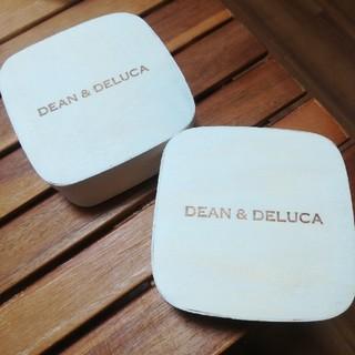 ディーンアンドデルーカ(DEAN & DELUCA)のDEAN&DELUCA 空箱(小物入れ)