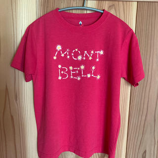 mont bell - モンベル  Tシャツ 150㎝ キッズ