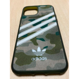 アディダス(adidas)のiPhone11pro スマホ ケース adidas(iPhoneケース)