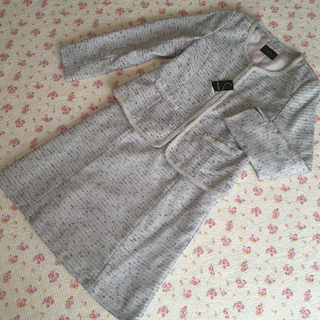 ドレスキップ(DRESKIP)のドレスキップ スカートスーツ 上40下38 W68 入学入園 DMW(スーツ)