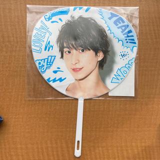 Johnny's - 佐久間大介 ミニうちわ サマパラ2019