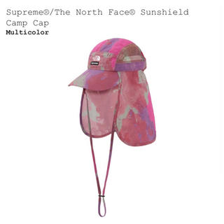 Supreme - Supreme North Face Sun Shield Camp Cap