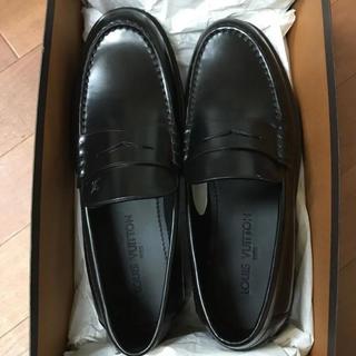 ルイヴィトン(LOUIS VUITTON)の靴 メンズ ビジネスシューズ ルイヴィトン  7.5 新品(ドレス/ビジネス)