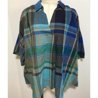 アズノゥアズオオラカ(AS KNOW AS olaca)のアズノウアズ オオラカのシャツ(シャツ/ブラウス(半袖/袖なし))