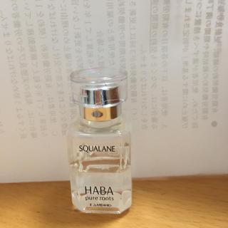 ハーバー(HABA)のスクワラン 化粧オイル ハーバー化粧品(フェイスオイル/バーム)