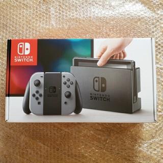 Nintendo Switch - Nintendo Switch Joy-Con (L) / (R) グレー 本体