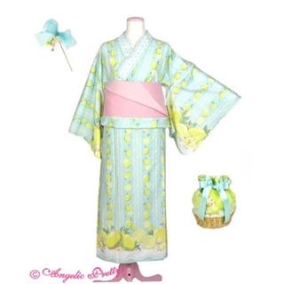 アンジェリックプリティー(Angelic Pretty)のFruity Lemon浴衣Set(浴衣)
