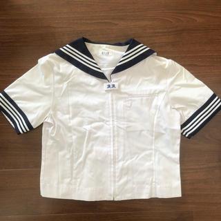 エル(ELLE)の制服 セーラー服 中学校 高校生 女子校 コスプレ 夏服 (コスプレ)