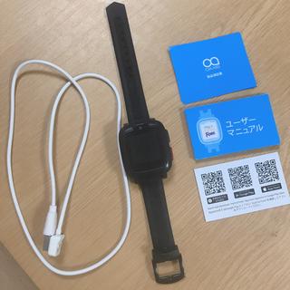 アップルウォッチ(Apple Watch)のキッズみまもり携帯OAXIS MY First Fone マイファーストフォン(スマートフォン本体)