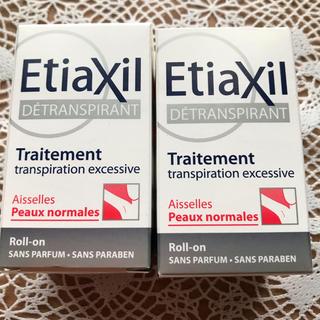 【新品】2個 エティアキシル etiaxil 普通肌用 デトランスピラン