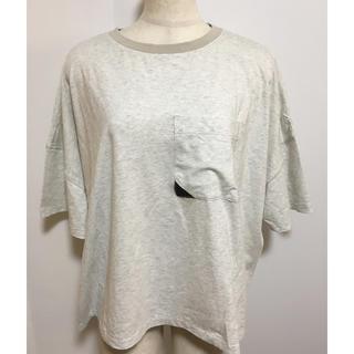 アズノゥアズオオラカ(AS KNOW AS olaca)の美品アズノウアズ オオラカのTシャツ(Tシャツ(半袖/袖なし))