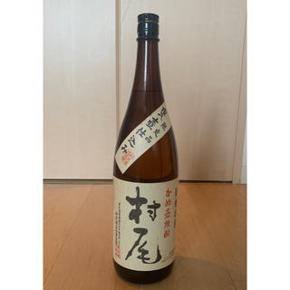 村尾 焼酎 1800ml(焼酎)