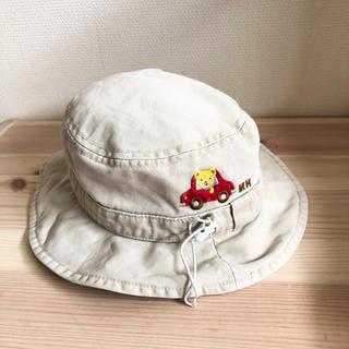 mikihouse - ミキハウス  帽子 50 52