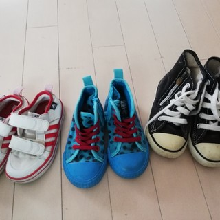 アディダス(adidas)のスニーカー14、14.5,15(スニーカー)