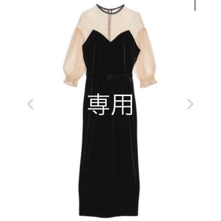 Ameri VINTAGE - 【新品】Ameri vintage TIGHT DRESS ワンピース