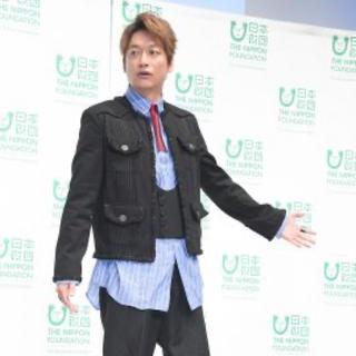 CHANEL - 新品★CHANEL★香取慎吾★ノーカラーデニムジャケット