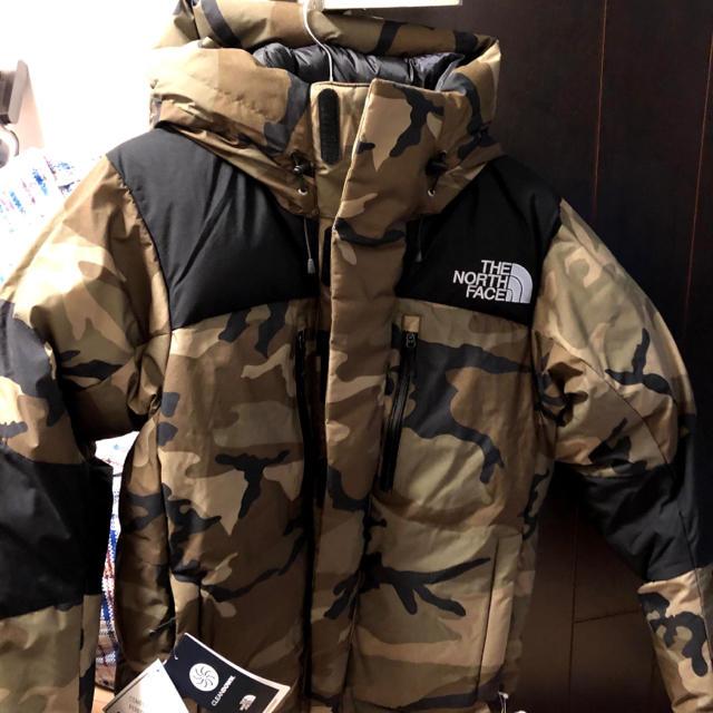 THE NORTH FACE(ザノースフェイス)のバルトロ ライトジャケット ノベルティ WD Sサイズ メンズのジャケット/アウター(ダウンジャケット)の商品写真