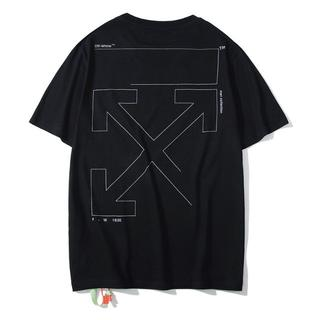OFF-WHITE - off-white 20ss Tシャツ aod-017-43
