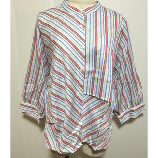 アズノゥアズオオラカ(AS KNOW AS olaca)のアズノウアズ オオラカのシャツ(シャツ/ブラウス(長袖/七分))