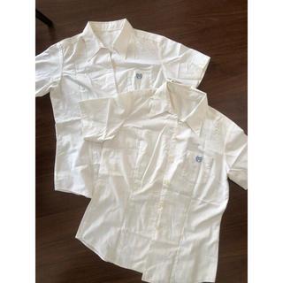 エル(ELLE)の高校生 制服 女子校 ワイシャツ 夏服 中学 女子高生(衣装一式)