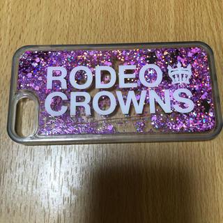 ロデオクラウンズワイドボウル(RODEO CROWNS WIDE BOWL)のロデオ☆iPhoneケース(iPhoneケース)