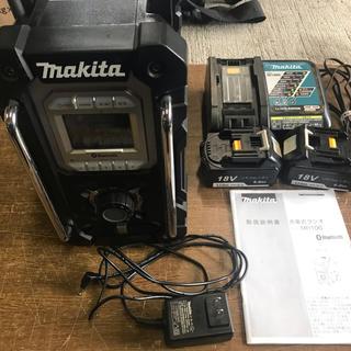 マキタラジオ 106 中古品(ラジオ)