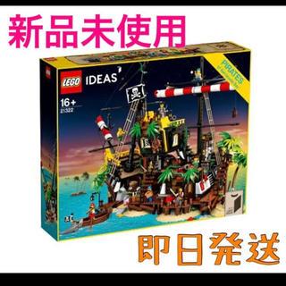 Lego - 新品 レゴ アイデア 赤ひげ船長の海賊島 流通限定品 21322